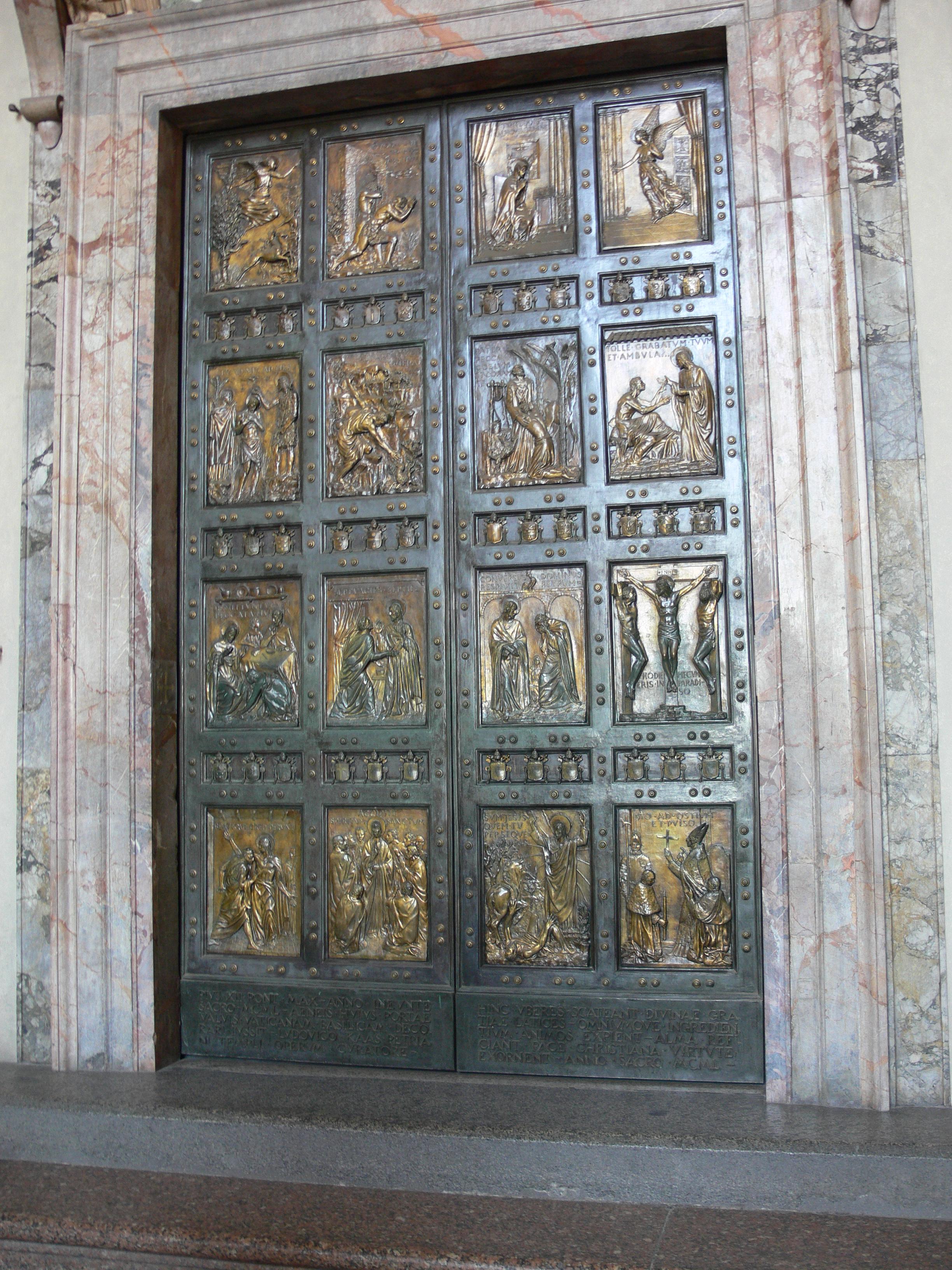 Монашеских орденов на плане собора