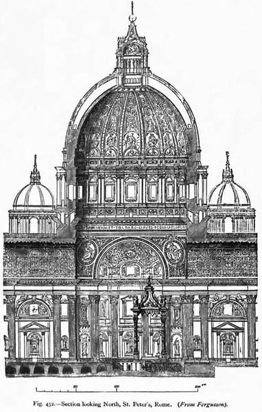 18 ноября 1593 купол был
