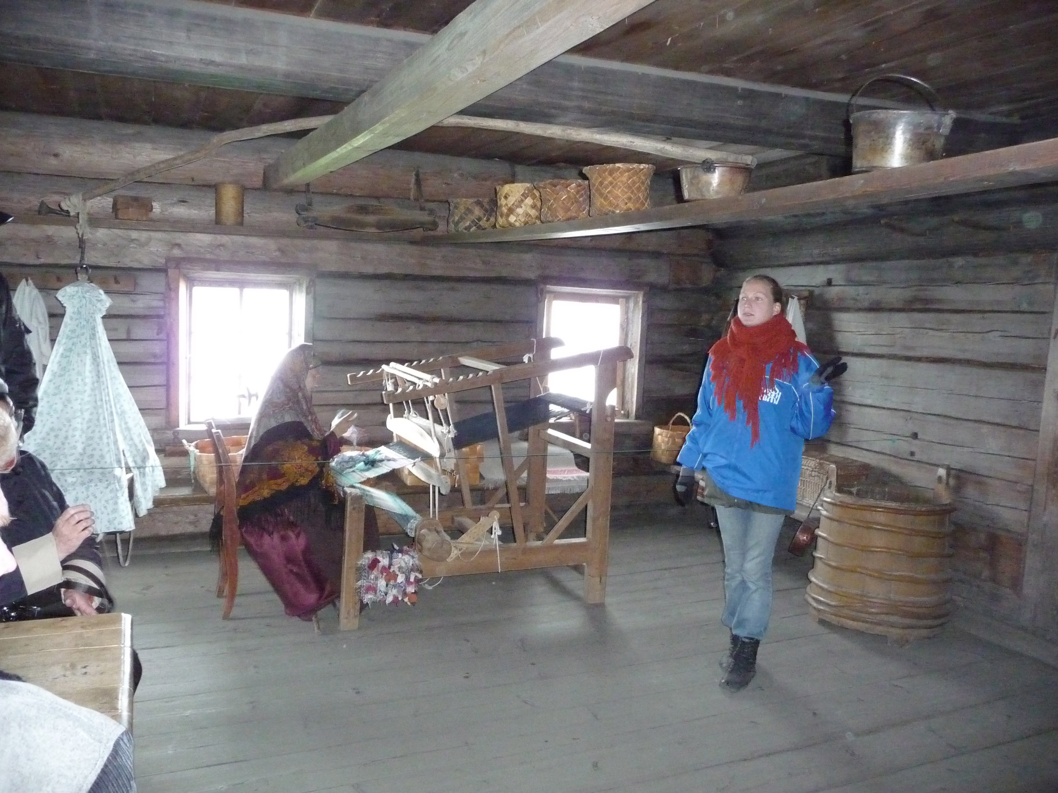 Ткацкий станок своими руками для изготовления деревенских половиков цена 87