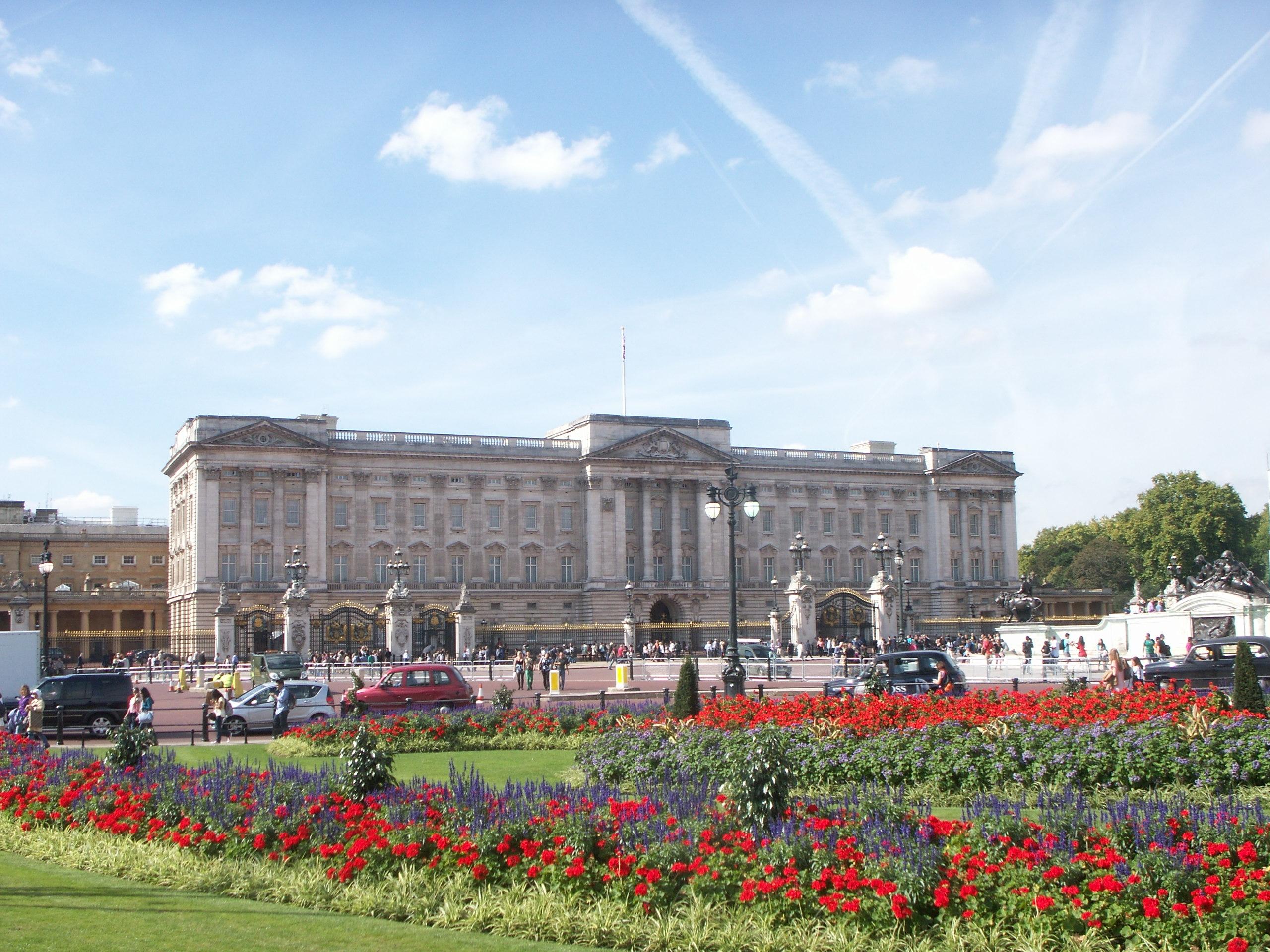 Лондон букингемский дворец 15
